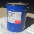 Мастика холодная битумно-полимерная (ведро 16кг)/кг